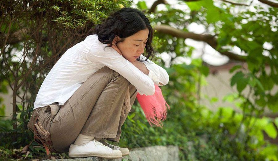 La sensible Japonaise revient au cinéma avec une histoire d'amour intemporelle.