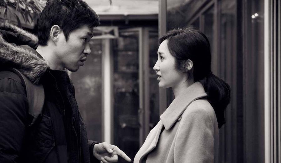 Présenté au dernier Festival de Cannes, le nouveau film du Sud-Coréen est un exquis marivaudage. Un distributeur, vite !