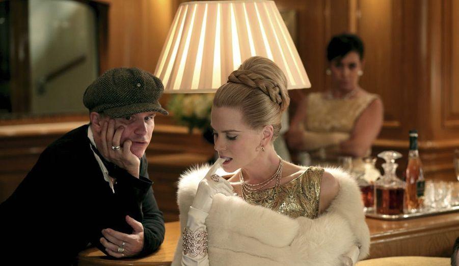 Et pour finir ce tour d'horizon, le biopic consacré à Grace Kelly, avec Nicole Kidman dans le rôle titre.