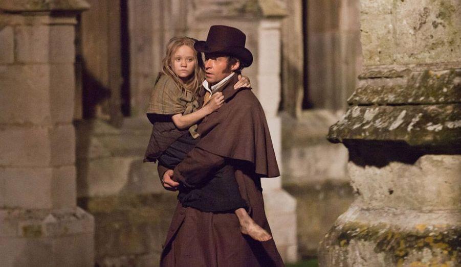 """Une énième version de l'oeuvre de Victor Hugo, en chansons, avec Hugh Jackman, Anne Hathaway et Russell Crowe. Par le réalisateur du """"Discours d'un roi""""."""