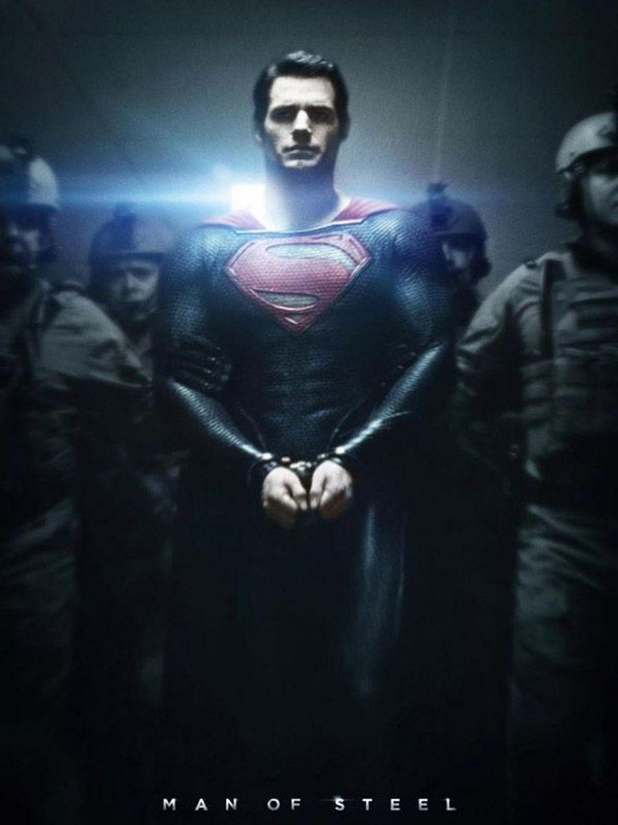 """Un nouveau Superman produit par Christopher Nolan et réalisé par le metteur en scène de """"The Watchmen""""."""