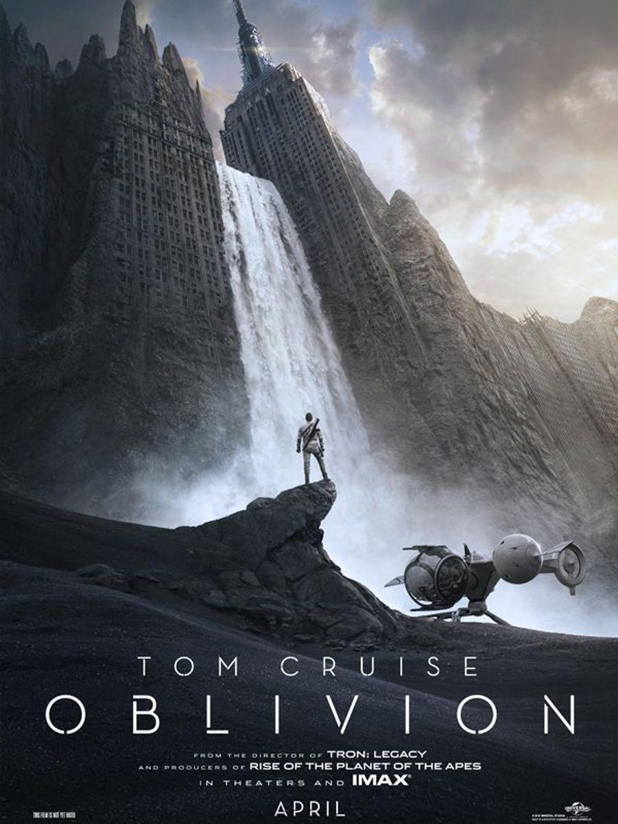"""Le réalisateur de """"Tron: L'Héritage"""" emmène Tom Cruise dans un monde post-apocalyptique."""