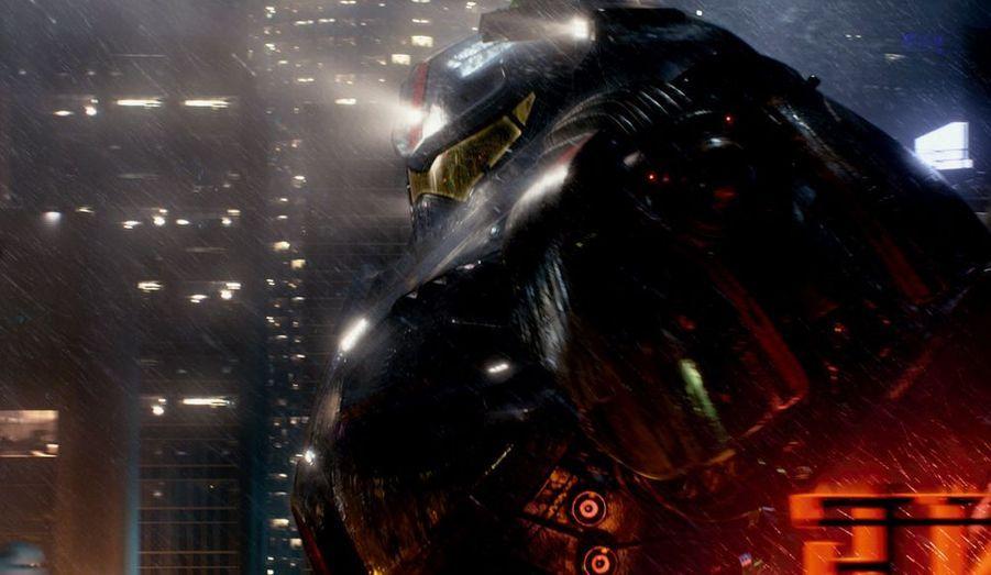 """Des gentils robots contre des méchants extraterrestres. Par le réalisateur du """"Labyrinthe de Pan""""."""