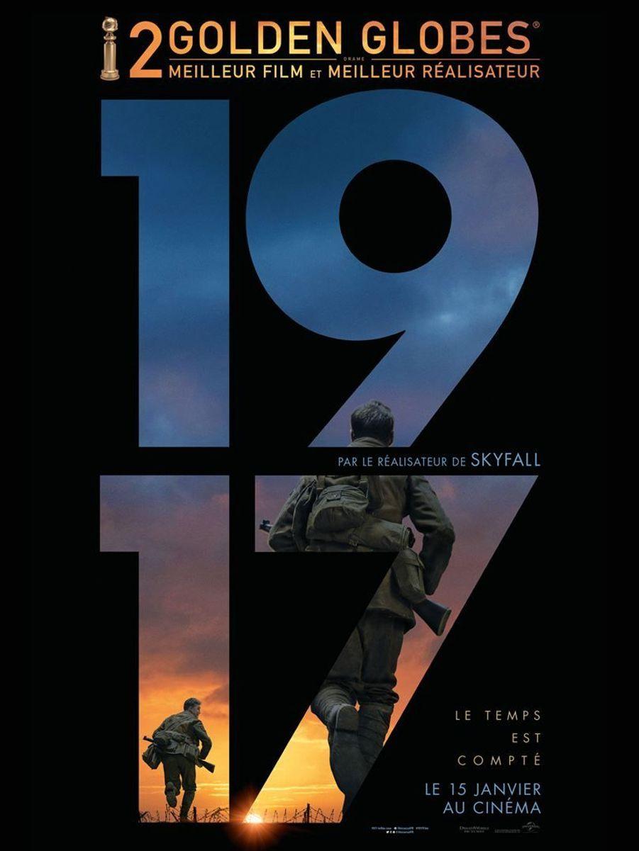 """""""1917"""" de Sam Mendes (sortie le 15 janvier 2020)."""