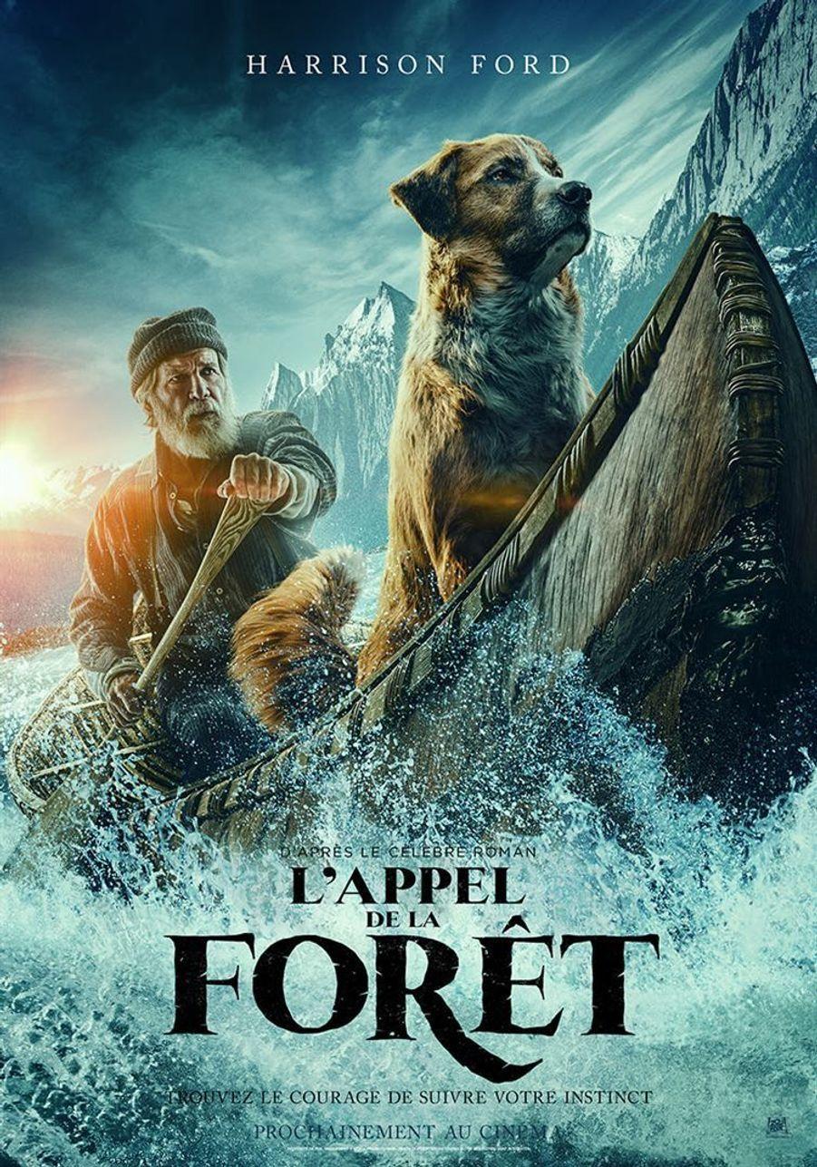 """""""L'Appel de la forêt""""de Chris Sanders (sortie le 19 février 2020)."""