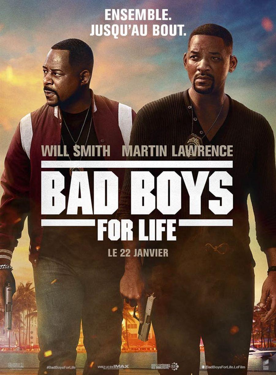 """Bad Boys For Life"" de Adil El Arbi, Bilall Fallah (sortie le 22 janvier 2020)"