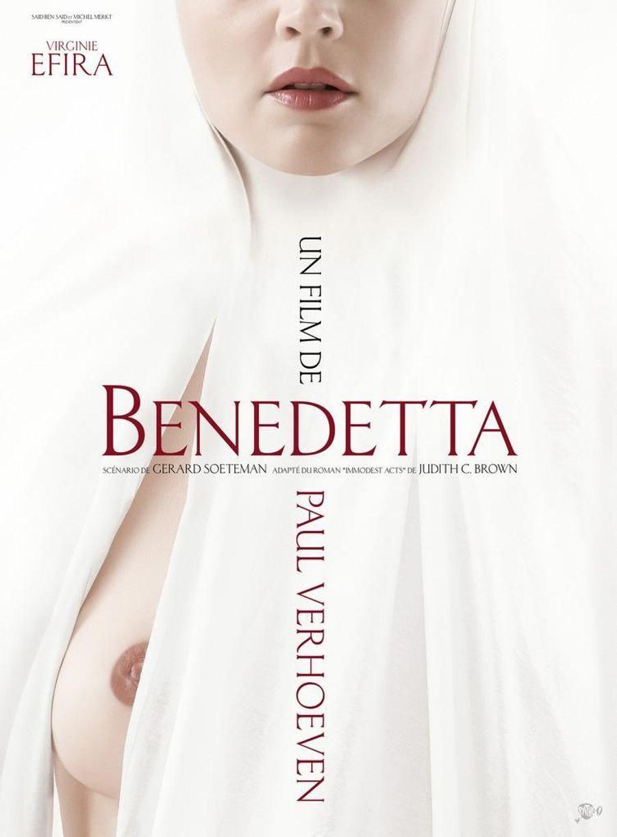 """""""Benedetta"""" de Paul Verhoeven (sans date)"""