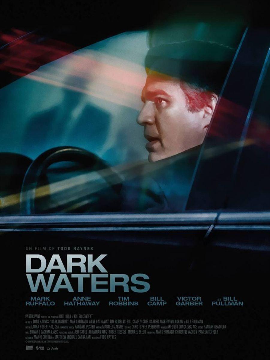 """""""Dark Waters""""de Todd Haynes (sortie le 29 février)"""