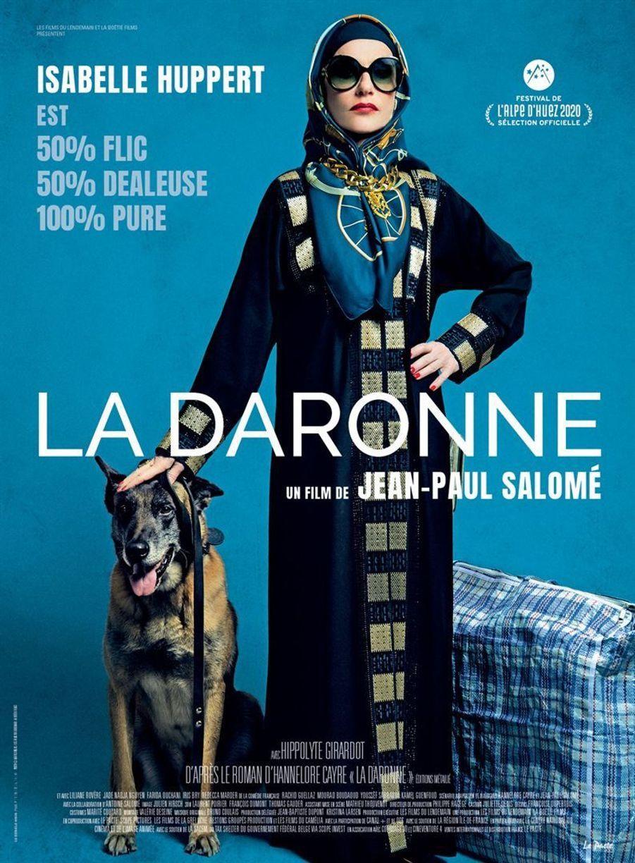 """La Daronne""de Jean-Paul Salomé (sortie le 25 mars 2020)."