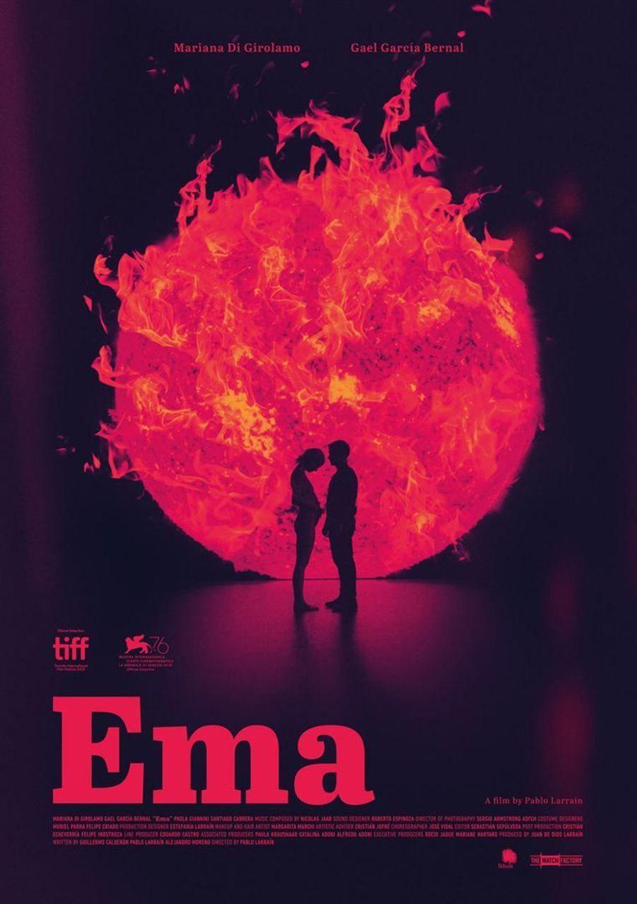 """Ema"" de Pablo Larraín (sortie le 8 avril 2020)."