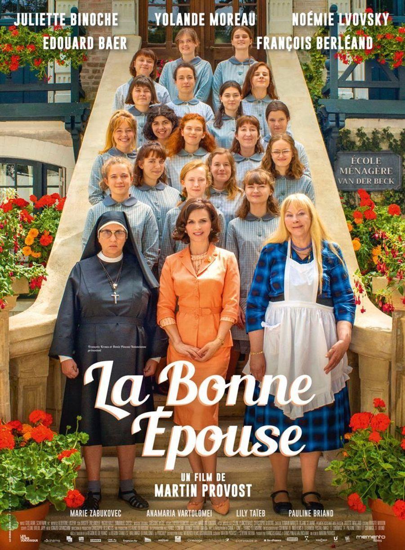 """""""La Bonne épouse"""" de Martin Provost (sortie le 11 mars 2020)."""