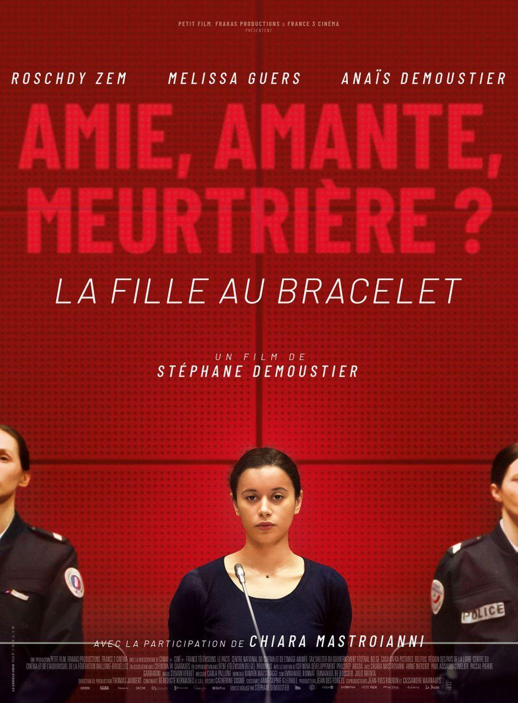 """""""La Fille au bracelet"""" de Stéphane Desmoutier (sortie le 12 février 2020)"""