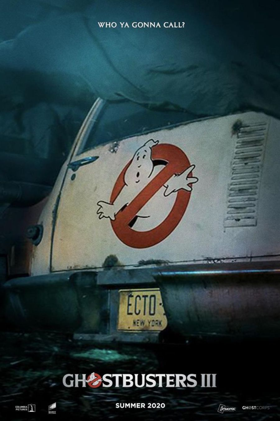 """""""S.O.S. Fantômes : L'Héritage""""de Jason Reitman (sortie le 19 août 2020)"""