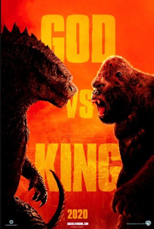 """""""Godzilla vs Kong"""" de Adam Wingard (sortie le 18 novembre 2020)"""