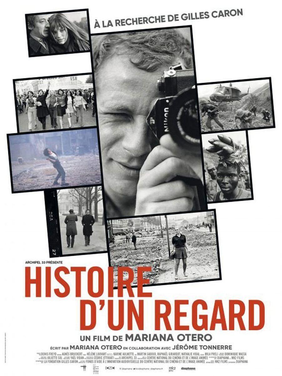 """""""Histoire d'un regard""""de Mariana Otero (sortie le 29 janvier 2020)."""