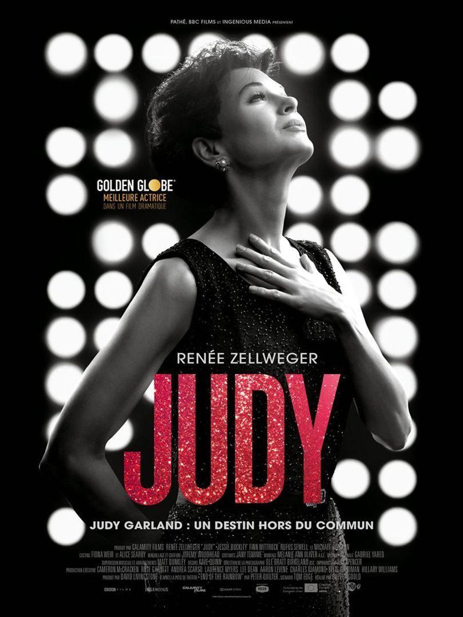 """Judy"" deRupert Goold (sortie le 29 février 2020)."