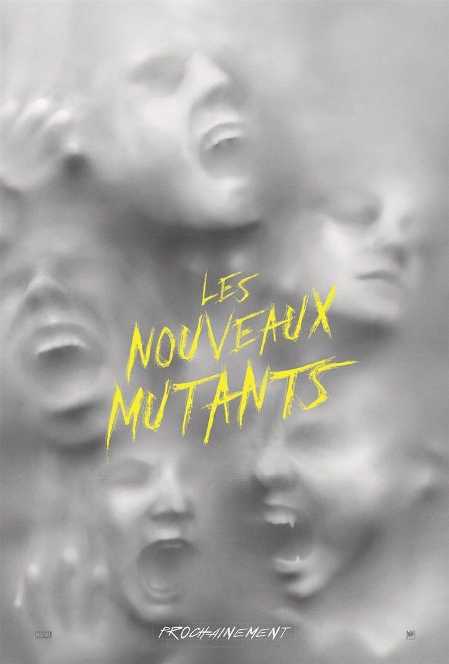 """""""Les Nouveaux mutants""""de Josh Boone (sortie le 1er avril 2020)"""