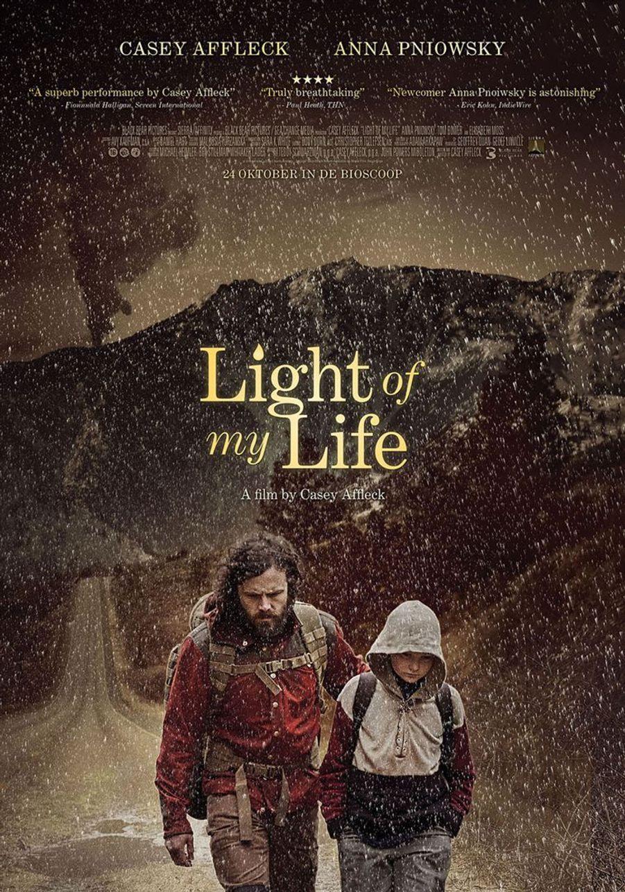 """""""Light of my Life""""de Casey Affleck (sortie le 6 mai 2020)."""