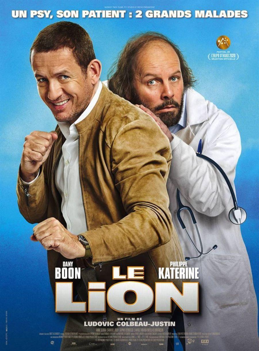 """""""Le Lion""""De Ludovic Colbeau-Justin (sortie le 29 janvier 2020)."""