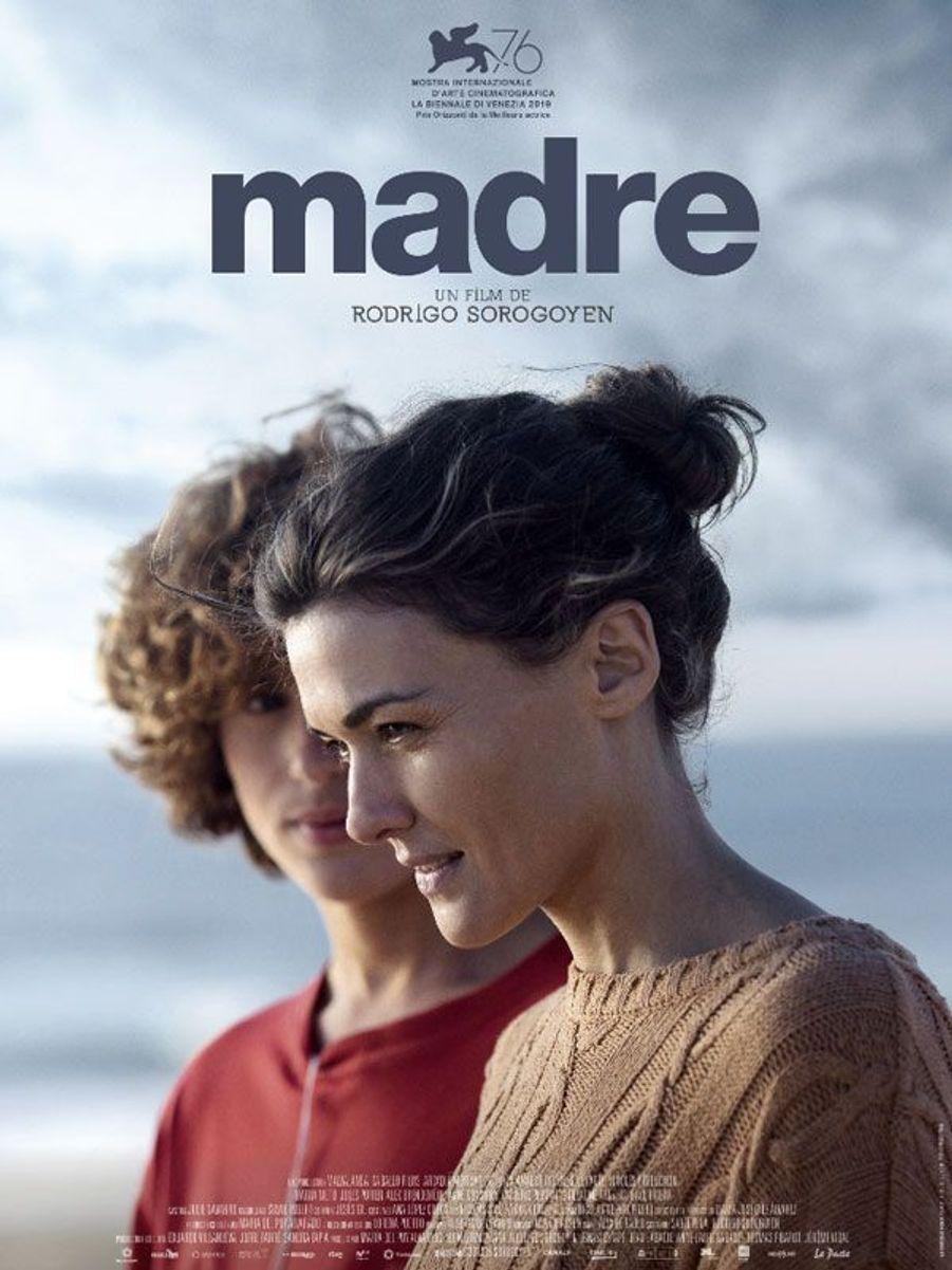 """Madre"" de Rodrigo Sorogoyen (sortie le 22 avril 2020)."
