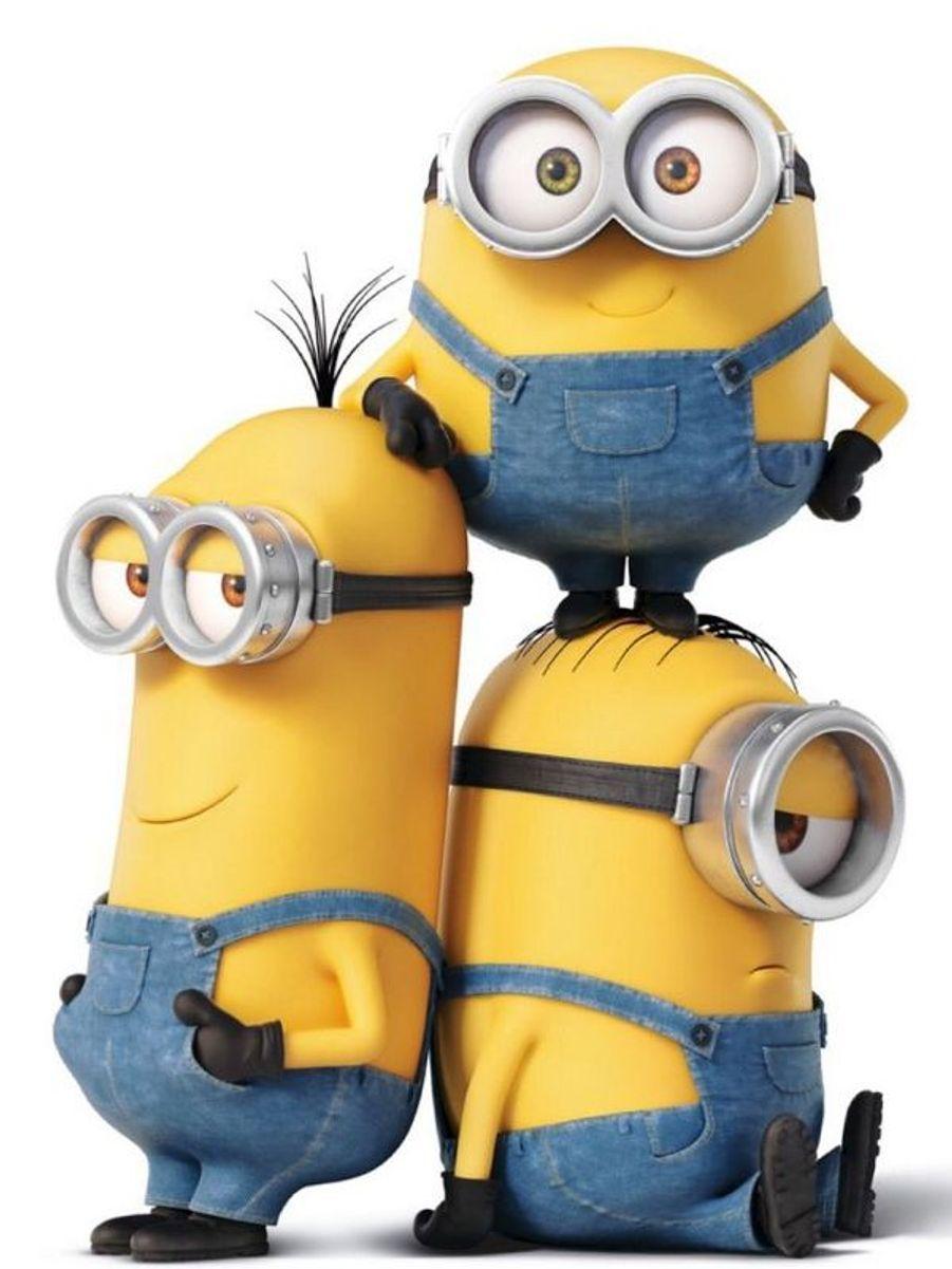 """""""Minions 2 : Il était une fois Gru""""de Kyle Balda, Brad Ableson (sortie le 8 juillet 2020)"""