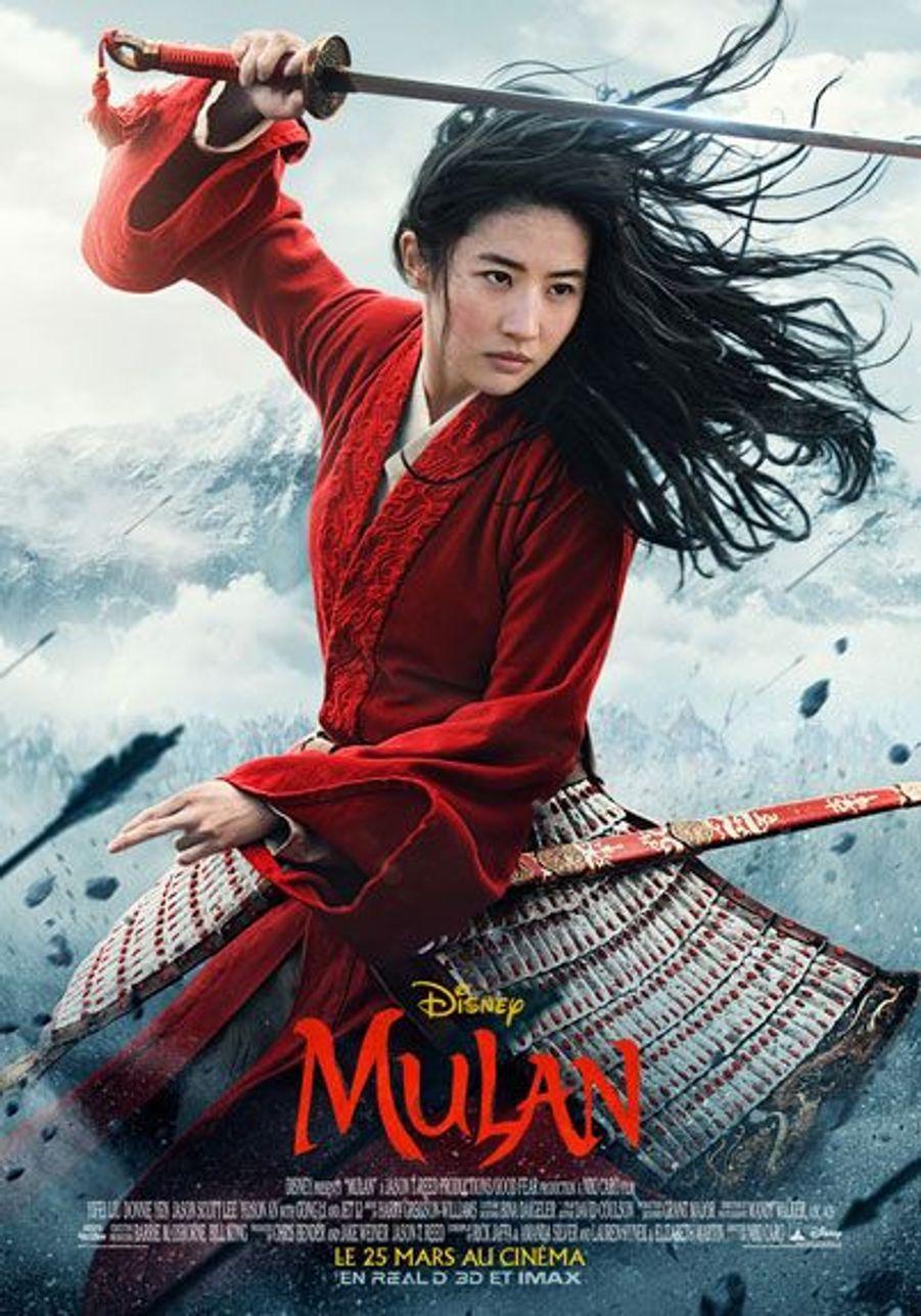 """""""Mulan""""de Niki Caro (sortie le 25 mars 2020)."""