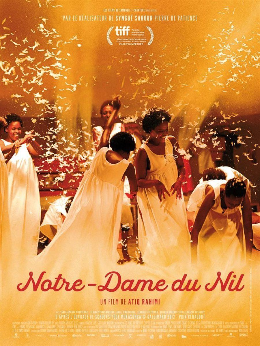 """""""Notre-Dame du Nil"""" de Atiq Rahimi (sortie le 5 février 2020)."""