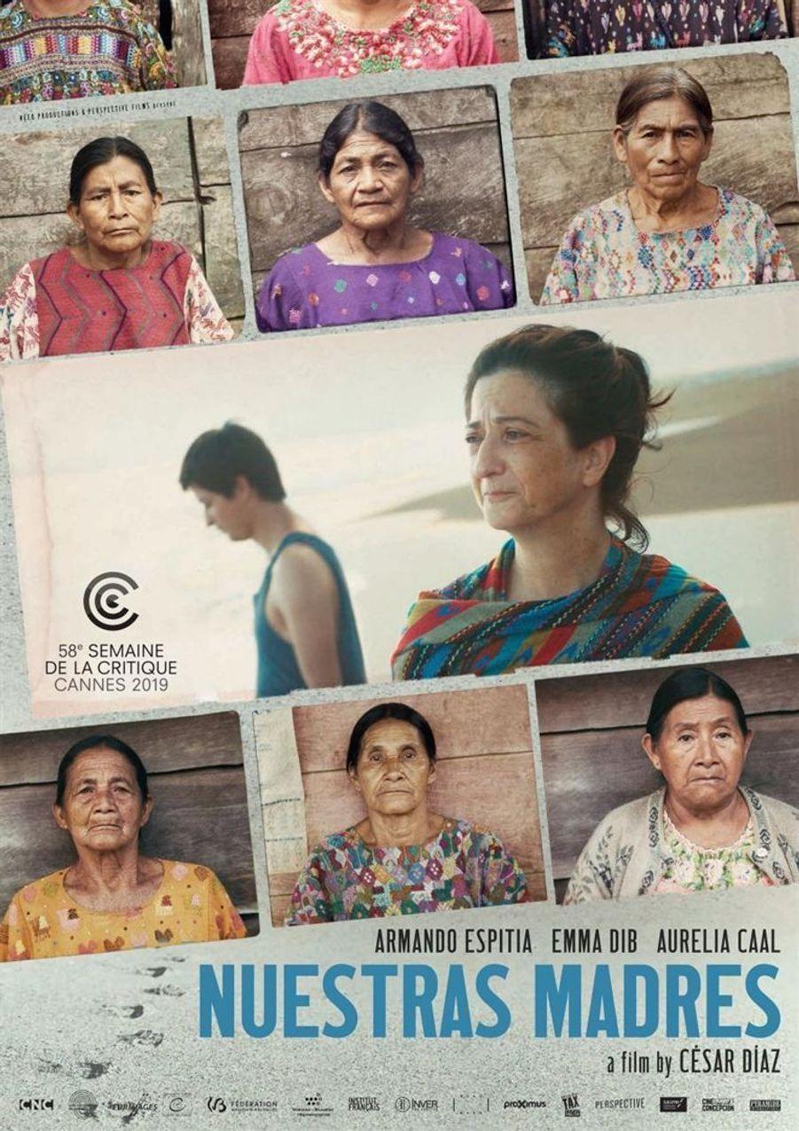 """""""Nuestras madres""""de César Díaz (sortie le 8 avril 2020)."""