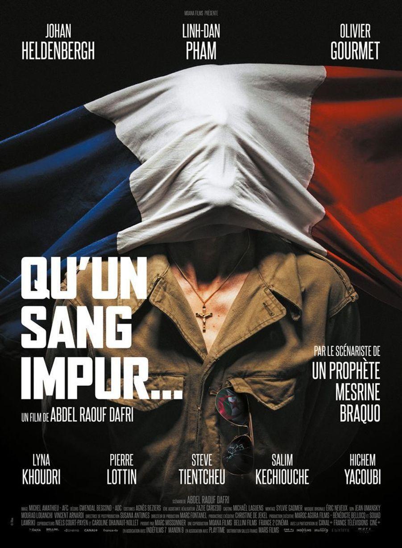 """Qu'un sang impur..."" de Abdel Raouf Dafri (sortie le 22 janvier 2020)."