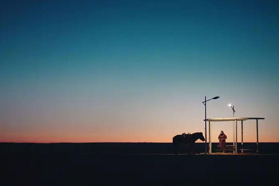 """""""La Femme des steppes, le flic et l'oeuf"""" de Wang Quan'an (sortie le 29 avril 2020)."""