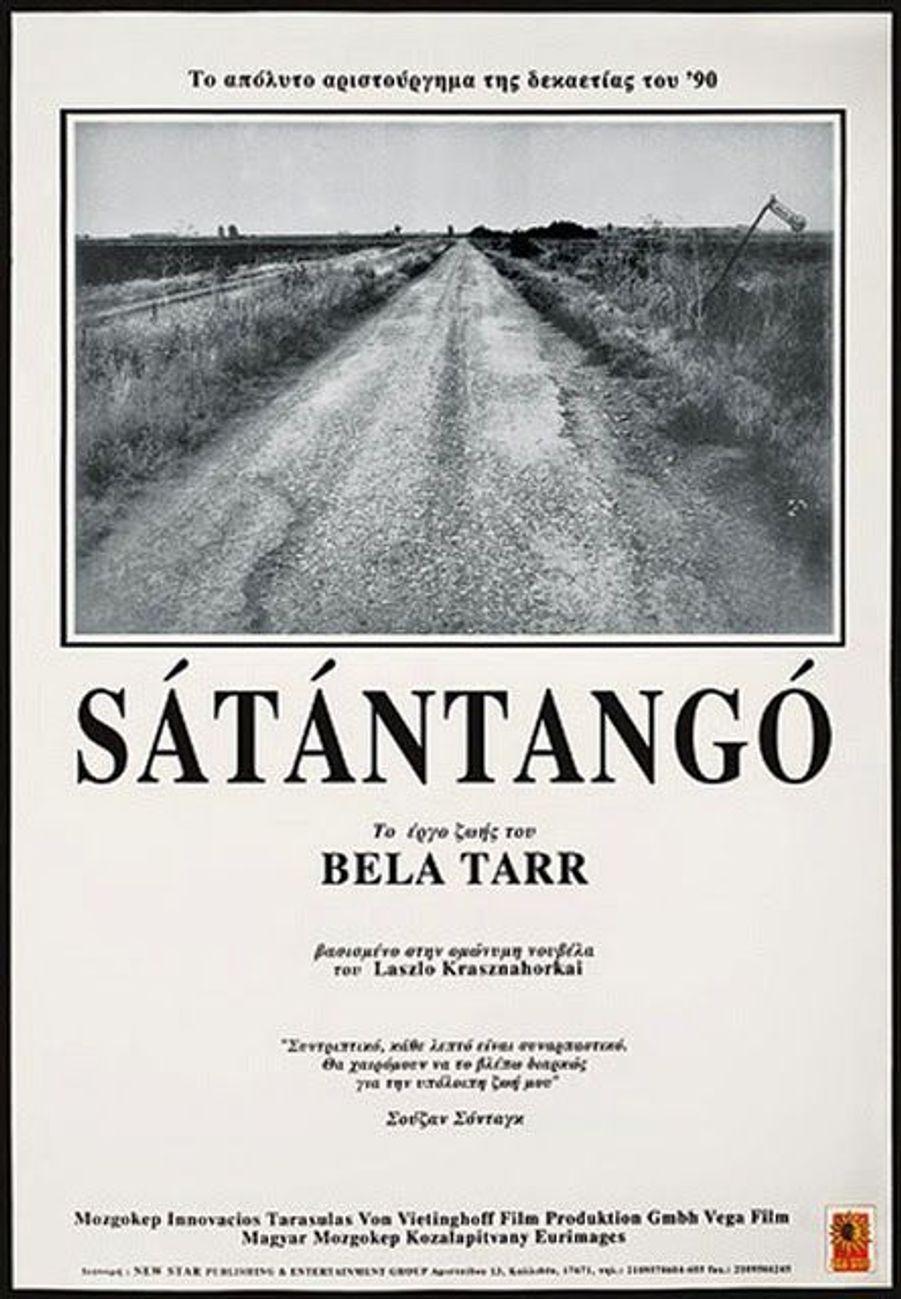 """""""Le Tango de Satan""""de Bela Tarr (ressortie le 12 février 2020)."""