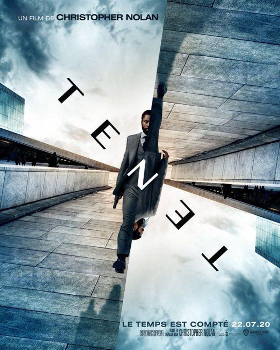 """""""Tenet"""" de Christopher Nolan (sortie le 22 juillet 2020)"""
