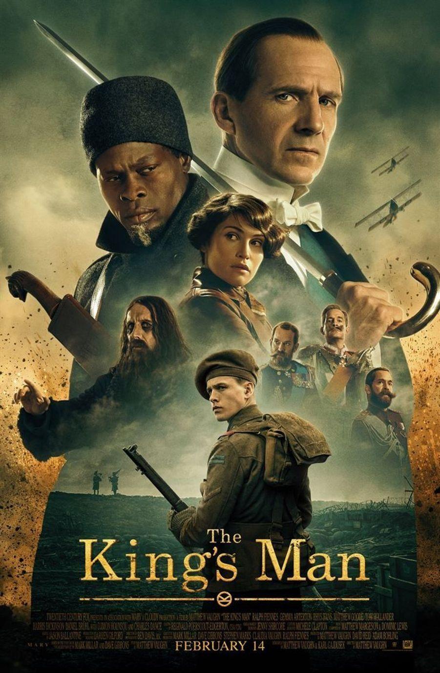 """""""The King's Man : Première Mission""""de Matthew Vaughn (sortie le 23 septembre 2020)"""