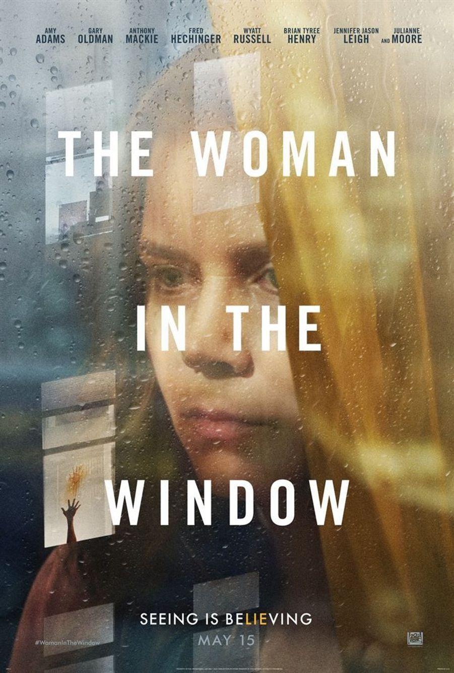 """""""La Femme à la fenêtre"""" de Joe Wright (sortie le 20 mai 2020)."""