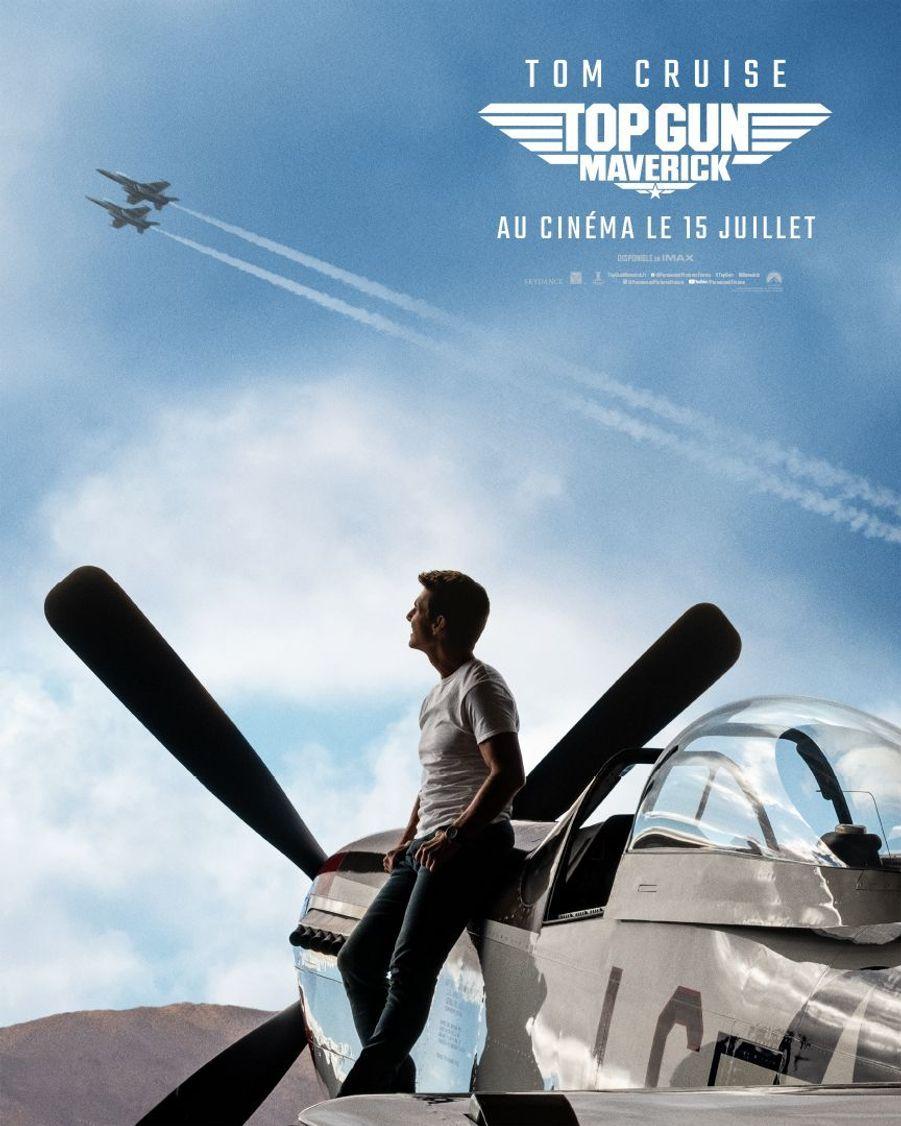 """Top Gun: Maverick""de Joseph Kosinski (sortie le 15 juillet 2020)"