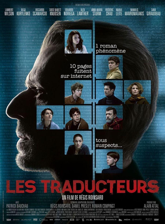 """""""Les Traducteurs"""" de Régis Roinsard (sortie le 29 janvier 2020)."""