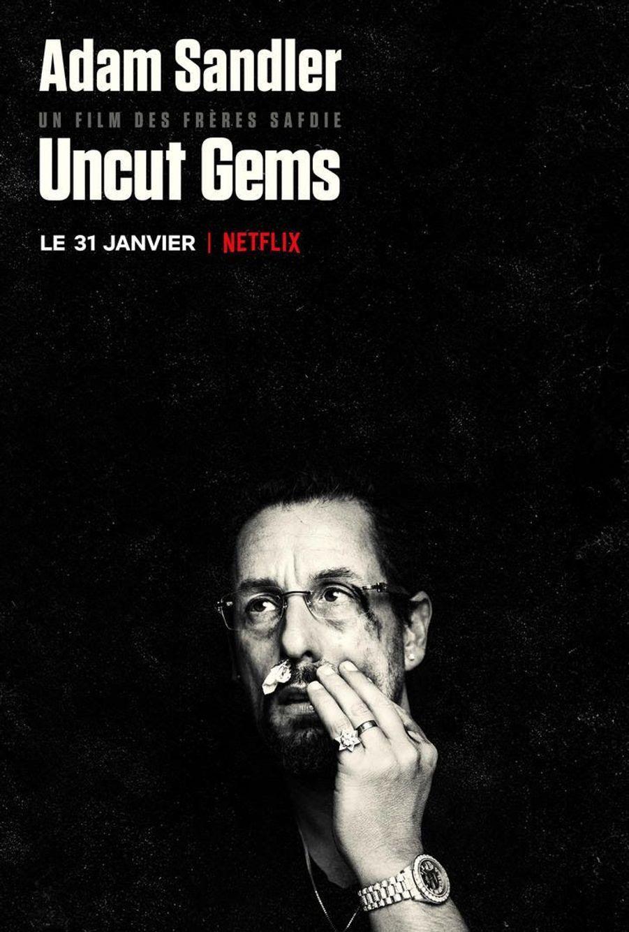 """""""Uncut Gems"""" des frères Safdie (sortie le 31 janvier sur Netflix)"""