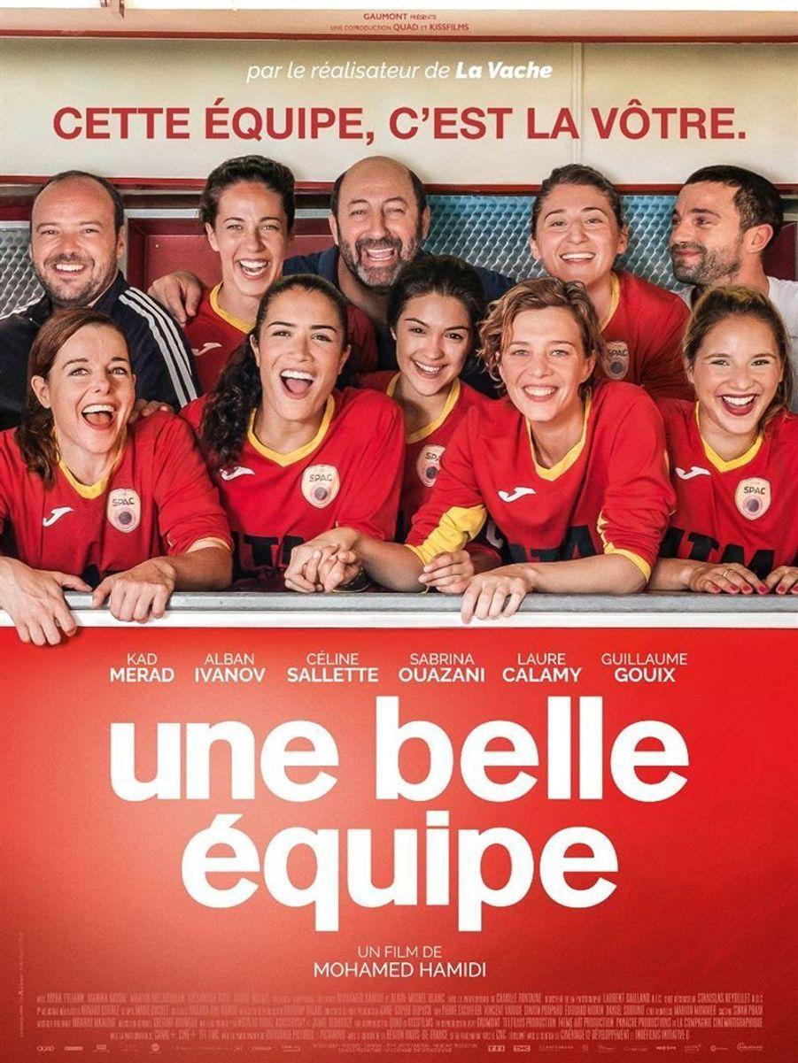 """""""Une belle équipe"""" de Mohamed Hamidi (sortie le 15 janvier 2020)."""