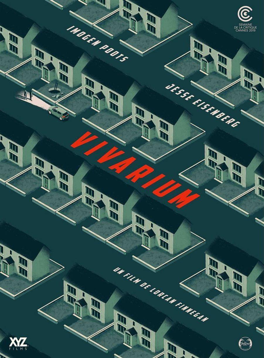 """Vivarium""de Lorcan Finnegan (sortie le 11 mars 2020)."