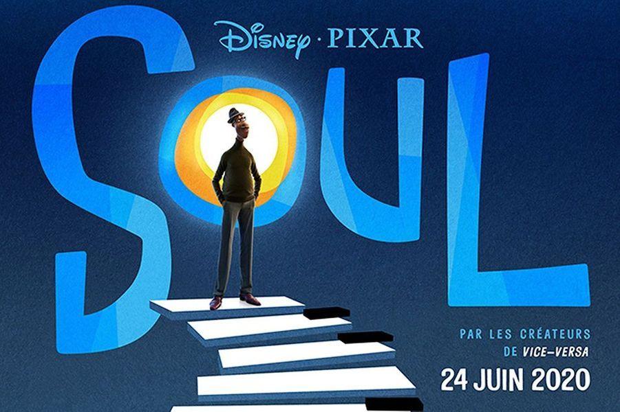 """""""Soul"""" de Pete Docter et Kemp Powers"""