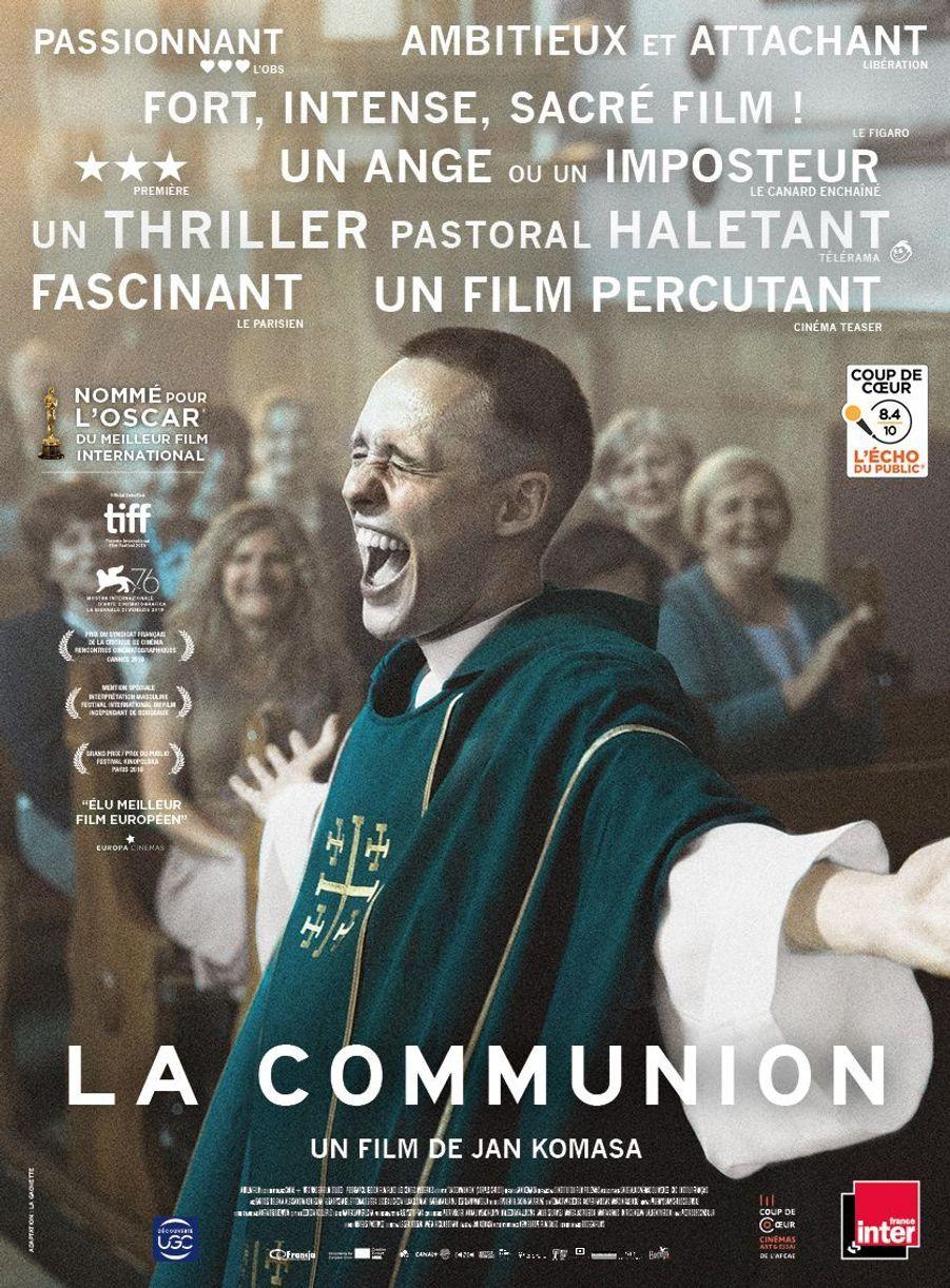 """""""La Communion"""" de Jan Komasa"""