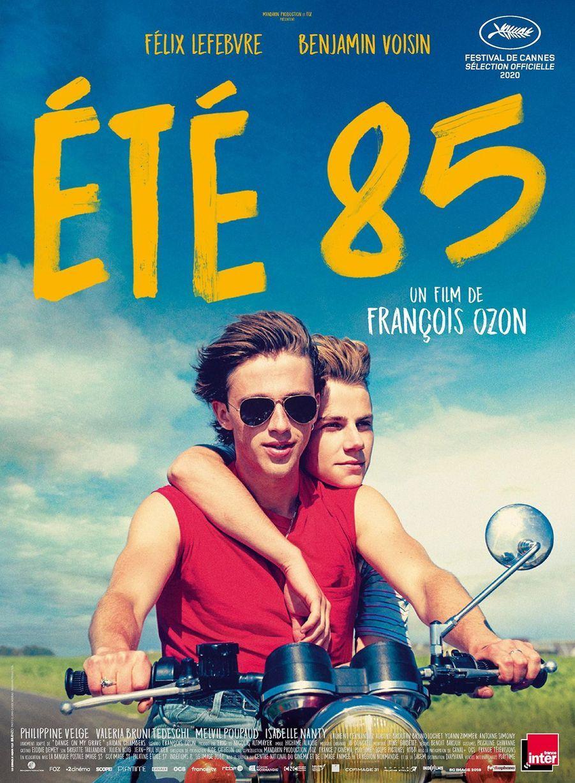 """""""Eté 85"""" de François Ozon"""