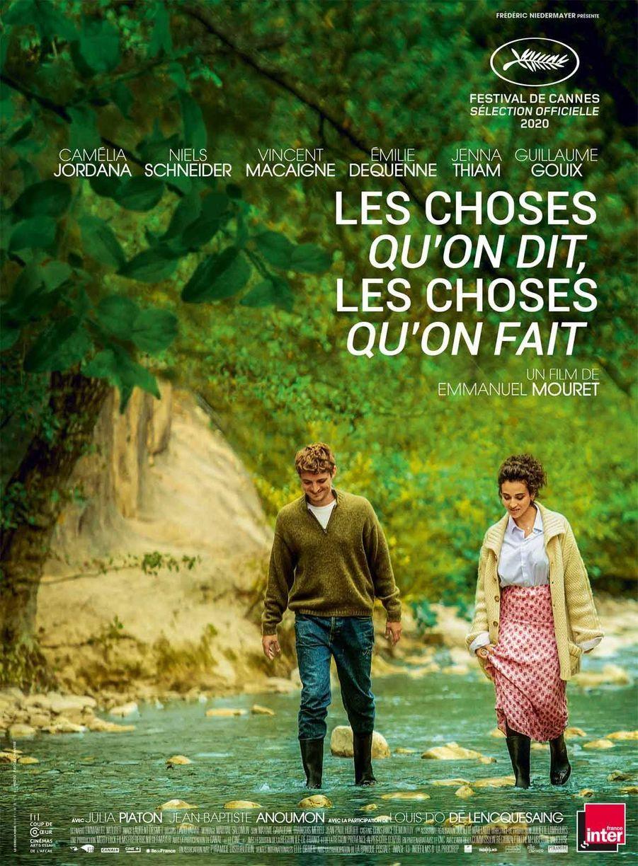 """""""Les Choses qu'on dit, les choses qu'on fait"""" d'Emmanuel Mouret"""
