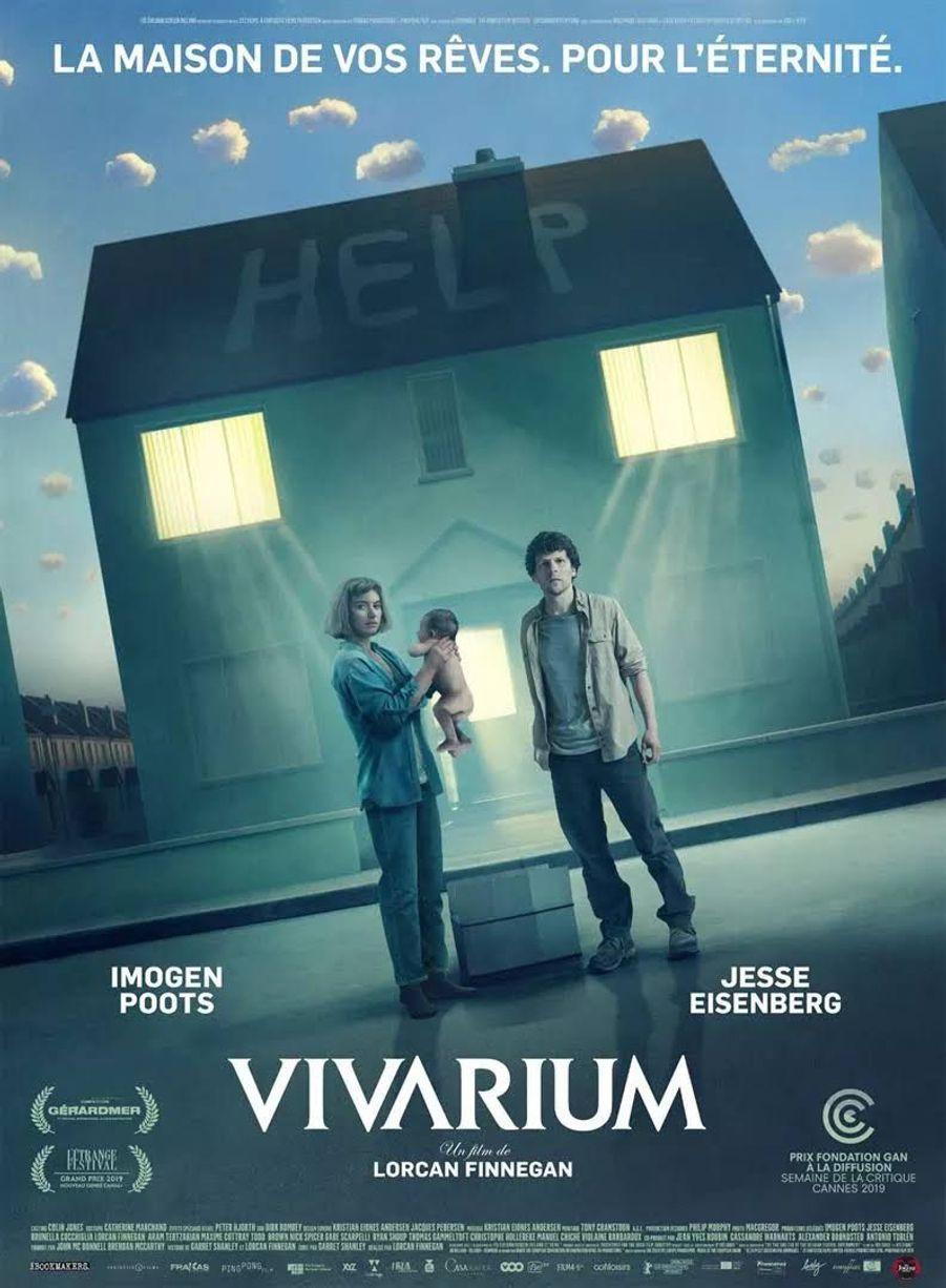 """Vivarium"" de Lorcan Finnegan"