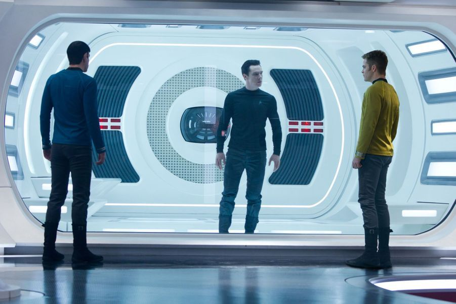 """Star Trek Into Darkness"" de J.J Abrams (12 juin)"
