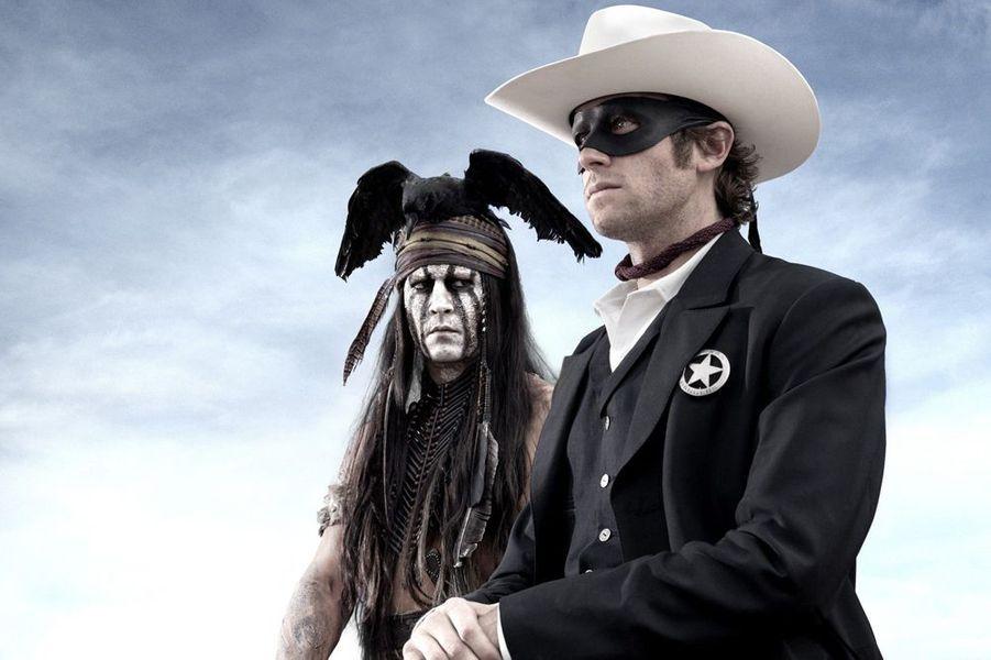 """""""The Lone Ranger"""" de Gore Verbinski (7 août)"""