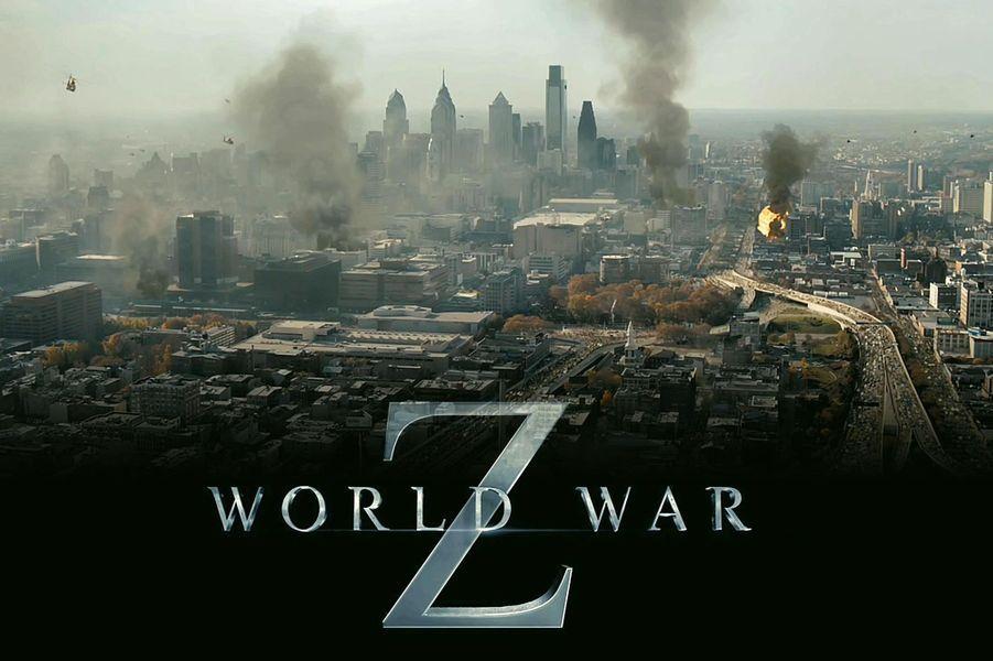 """""""World War Z"""" de Marc Foster (3 juillet)"""