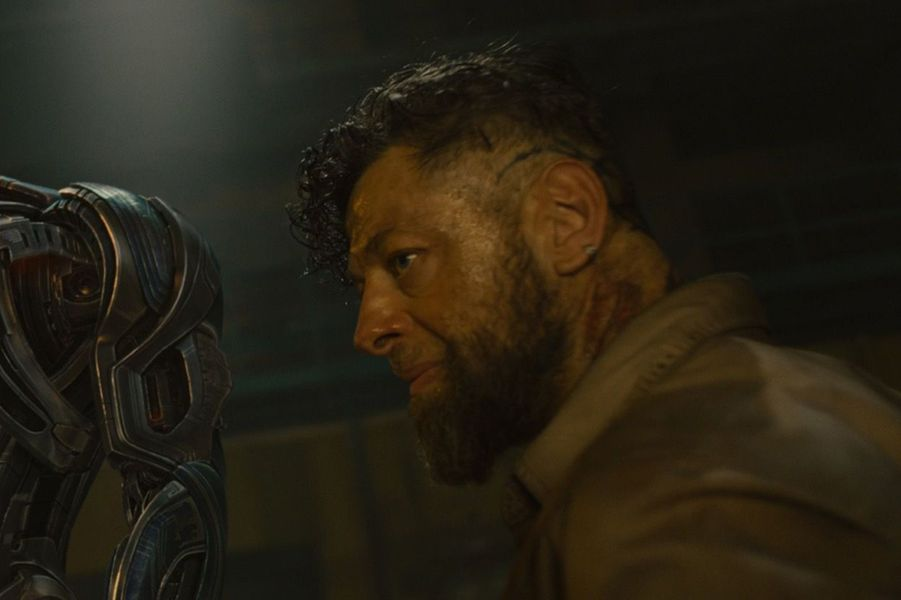 """Andy Serkis (""""Avengers : Age of Ultron"""")"""