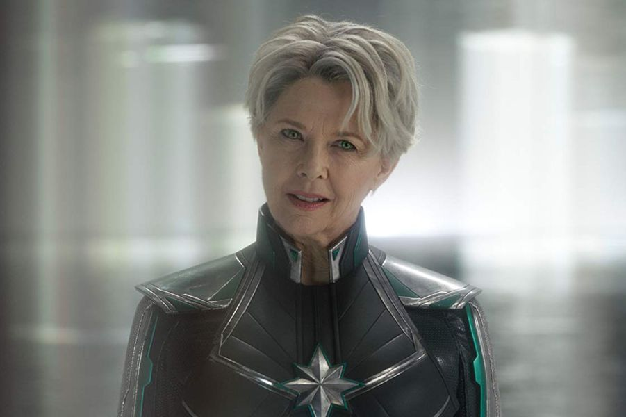 """Annette Bening (""""Captain Marvel"""")"""