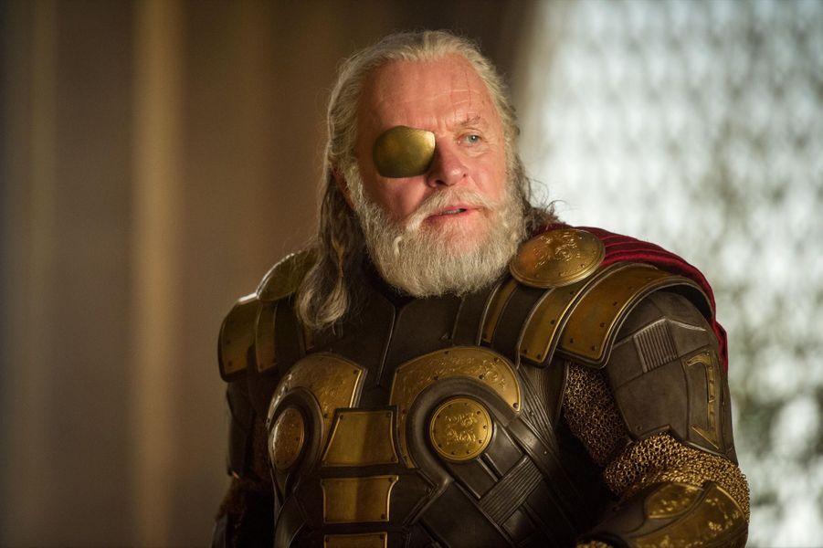 """Anthony Hopkins (""""Thor"""" 1 et 2)"""